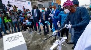 Sanwo-Olu Kicks Off Construction Of Agbado-Marina Rail Line
