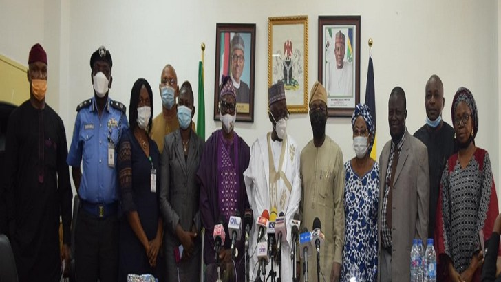 FG Inaugurates Police Public Complaints Committee