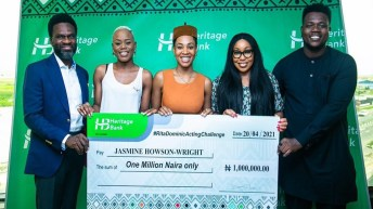 """Heritage Bank Promotes Creative Industry With Support For """"Rita Dominic Acting Challenge"""""""