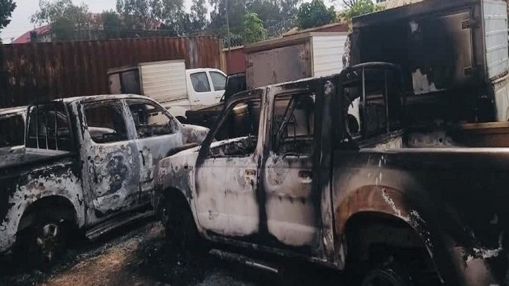Again, Hoodlums Attack INEC Offices in Three States