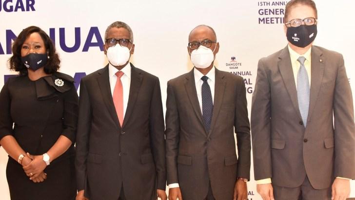 Dangote Urges Full Implementation of Sugar Master Plan