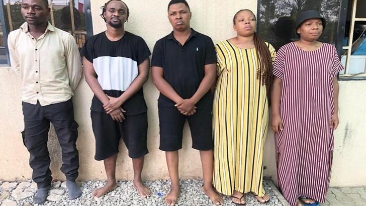 NDLEA Busts Online Drug Trafficking Cartel, Arrests Five in Abuja