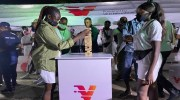 VBank Dazzles Lagos Corp Members With Gifts And Cash Prizes