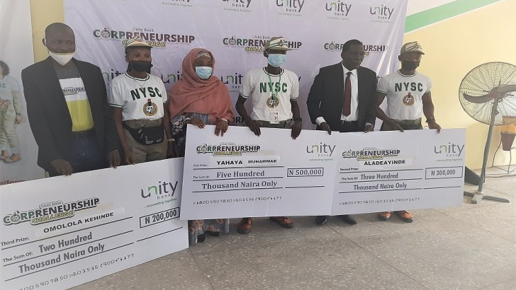 6th Edition: Unity Bank Corpreneurship Challenge Produces 30 More Winners