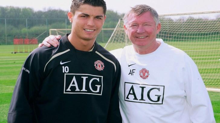 Ronaldo Dedicates Return to Man United to Sir Alex Ferguson
