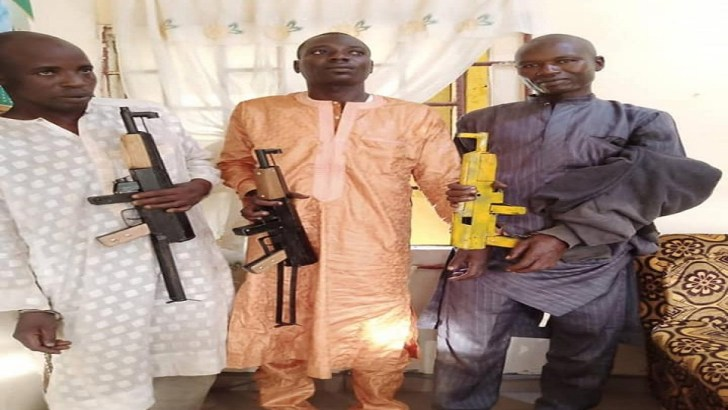 NDLEA Intercepts Bandits, Seizes Heavy Weapons