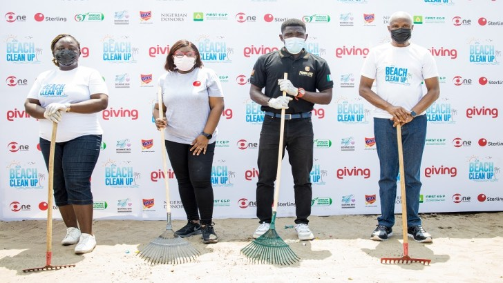 Rite Foods partners with Sterling One Foundation to commemorate World Clean-up Day