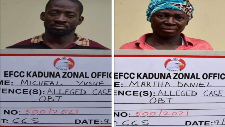 EFCC Arraigns Siblings for Diverting N55m Raised for Cancer Patients