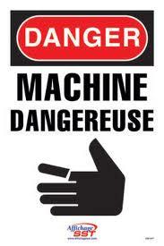 dangermachine