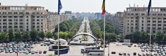 Bulevar Unirii de Bucarest