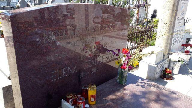 tumba de ceaucescu ghencea