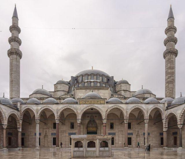 mezquita-suleiman-estambul