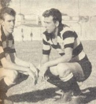 Luizinho, Foguinho e Zilio eram reservas imediatas do ataque alvinegro