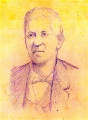 Festa do Divino - aquarela 1831