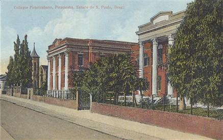 Colégio Piracicabano, início dos 1900