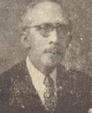 O Dr. Dario Brasil, o primeiro presidente do Clube e um dos maiores batalhadores pelo progresso da Sociedade