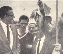 O então Secretário do Turismo foi quem mais se empolgou com a Festa do Peixe de Piracicaba