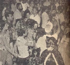 Os bailes carnavalescos no Cristovão Colombo se tornaram dos mais animados da cidade