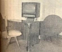 Novidade no interior do Estado eram os aparelhos de televisão nos apartamentos do Hotel Esplanada