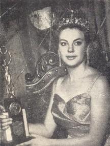 A Rainha do Peixe mereceu o título e coroa
