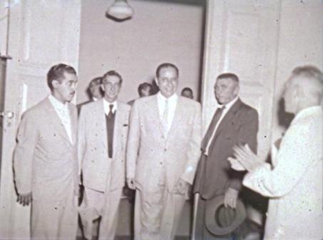 Mário Dedini, ingressando na Câmara Municipal