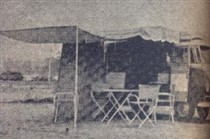 Kombi-Turismo. Especial era um verdadeiro apartamento ambulante para duas pessoas, confortável e prático.