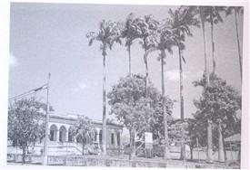 Edifício da escola estadual