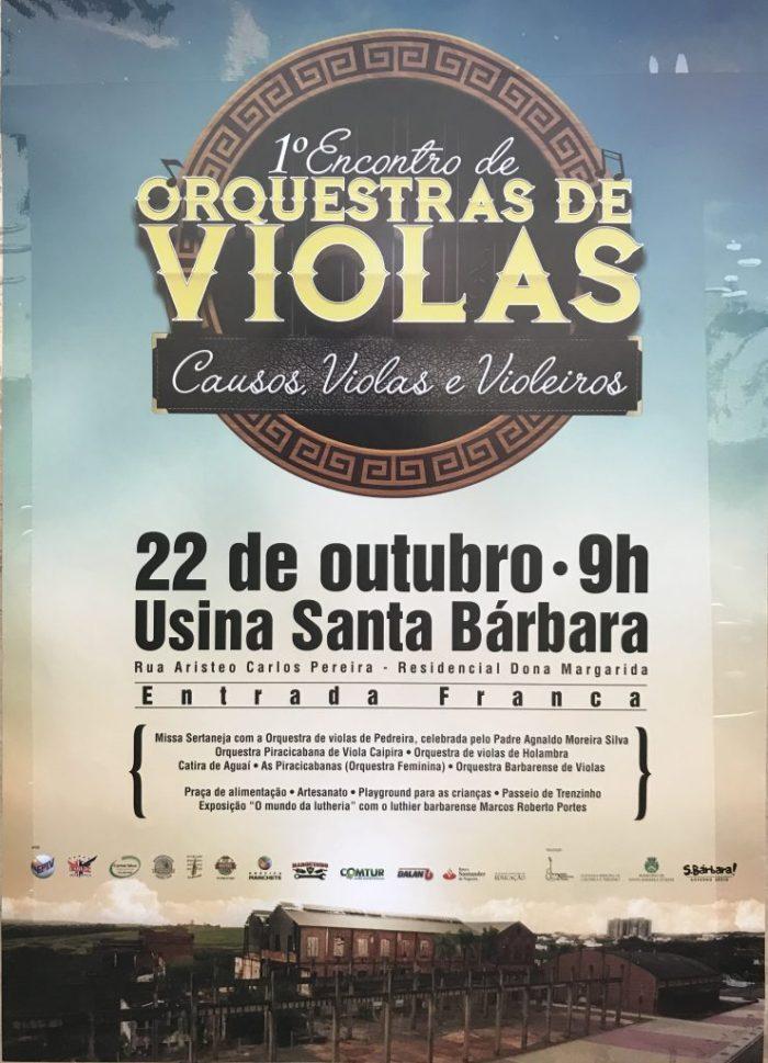 Encontro de Orquestras de Violas SBO