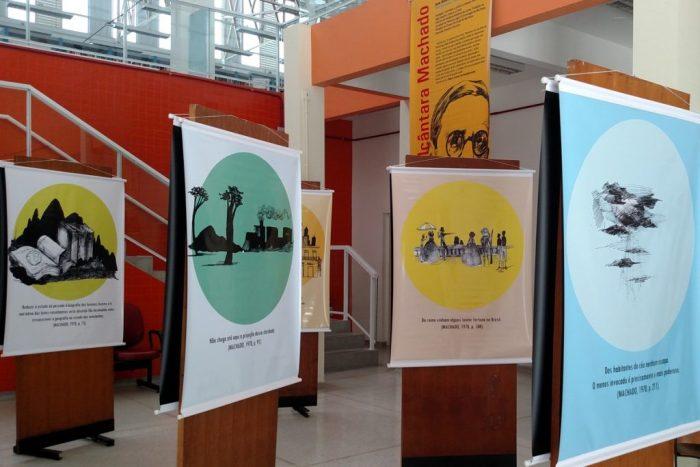Exposição sobre Alcântara Machado abre na Biblioteca – foto Divulgação