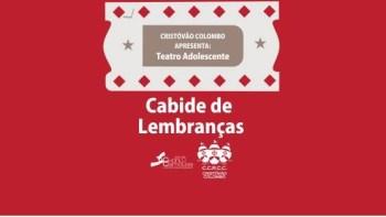 Teatro Adolescente do CCRCC apresenta Cabide de Lembranças