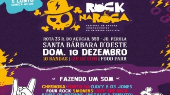 1º Rock na Roça – Na Rota do Rock
