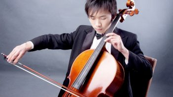 Virtuose chinês do violoncelo apresenta-se pela primeira vez no Brasil