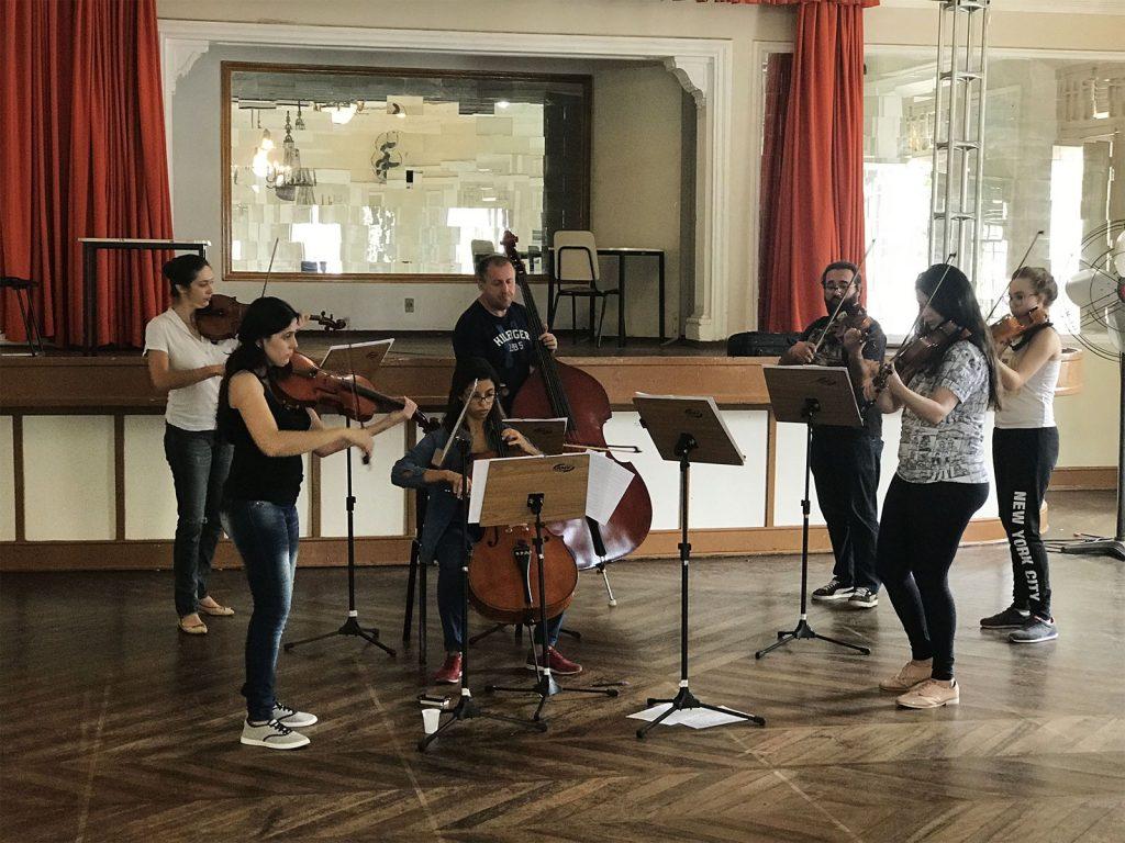 Jovens Músicos apresenta Concerto de Música de Câmara na Capela Monte Alegre