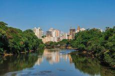 Rio Piracicaba: Foto: Gustavo Ribeiro