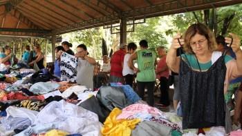 Grupo Viva Melhor promove 1º Bazar Beneficente