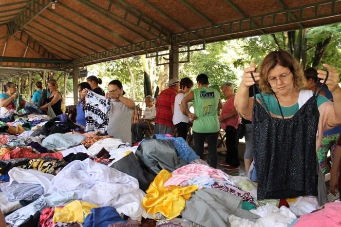 1º Bazar Beneficente do Viva Melhor