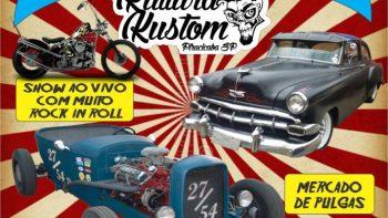 1º Kustom Fest Show e Feira de Artesanato CulturÁguas