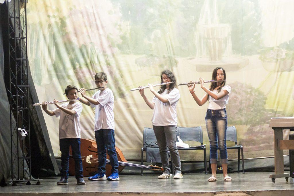 Projeto Jovens Músicos realiza primeiro Recital de 2018