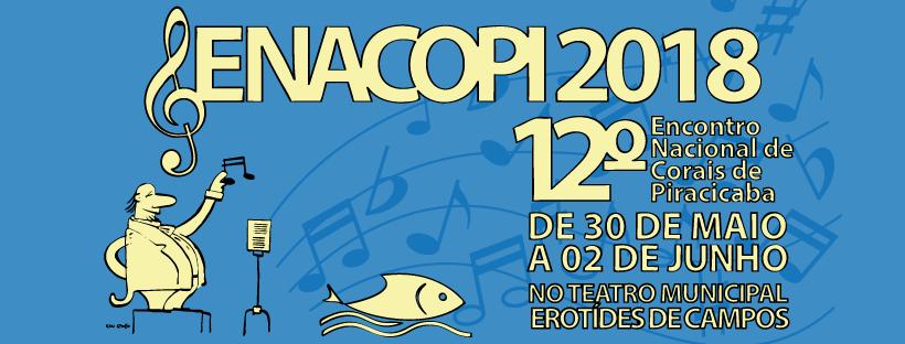 Enacopi reúne 24 corais no Teatro do Engenho