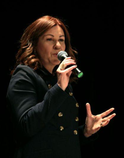Andrea Zámolyi Park é diretora de Assuntos Governamentais e Corporativos da Caterpillar Brasil