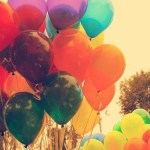 bexiga-balões de festa