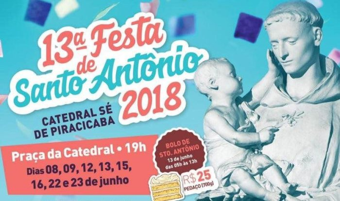 Festa Sto Antonio-Sé Catedral-2018