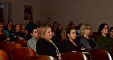 Público presente no lançamento