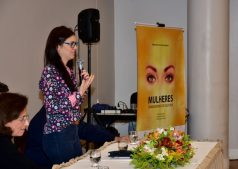 Luciane Venturini, consultora de Responsabilidade Social da Caterpillar
