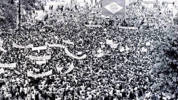 Marcha da Família em Piracicaba