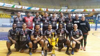 Associação Desportiva garante o vice-campeonato no masculino e feminino