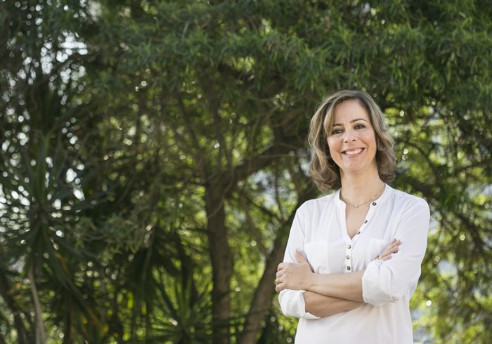 Melissa Oliver é coach de carreira