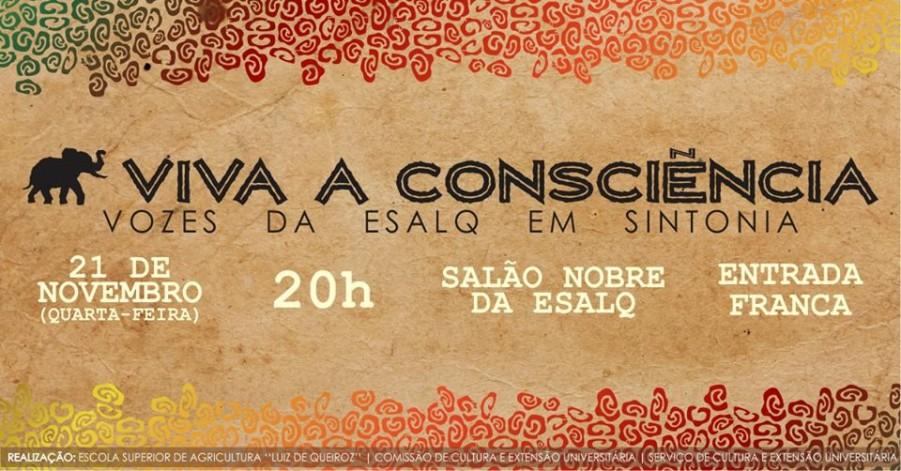 Viva a Consciência - Vozes da Esalq em Sintonia