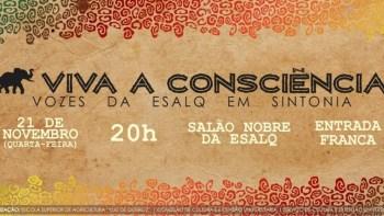 Viva a Consciência – Vozes da Esalq em Sintonia