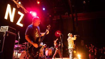Nação Zumbi faz show no Sesc Piracicaba